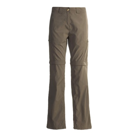 ExOfficio Bugaway Ziwa Nycott Pants - Convertible, Insect Shield® (For Women)