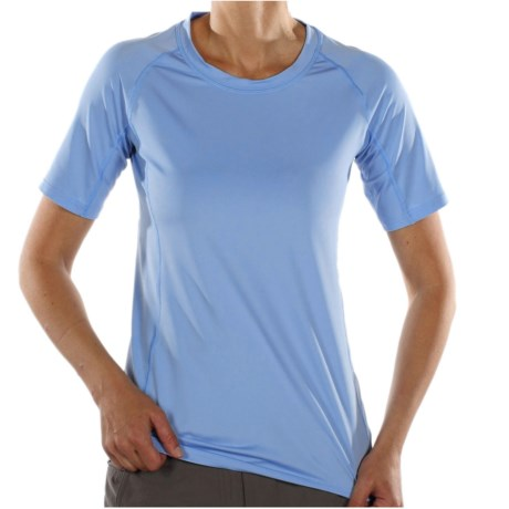 ExOfficio Sol Cool T-Shirt - UPF 50+, Short Sleeve (For Women)