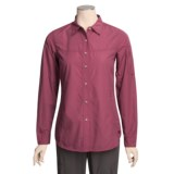 ExOfficio Bugaway Baja Shirt - Insect Shield®, UPF 30+, Long Sleeve (For Women)