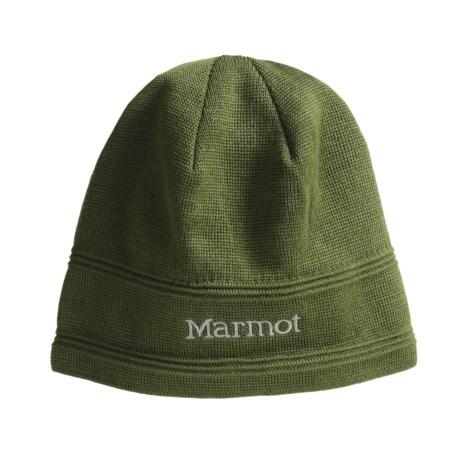 Marmot Shadows Beanie Hat - Wool (For Men)