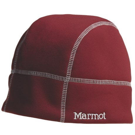 Marmot Polartec® Power Stretch® Beanie Hat (For Men)