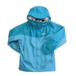 Marmot PreCip® Jacket - Waterproof (For Girls)