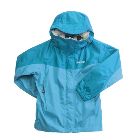 Marmot PreCip® Jacket - Waterproof (For Girls)