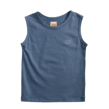 Icebreaker Bodyfit 200 Tank Top - Merino Wool (For Kids)