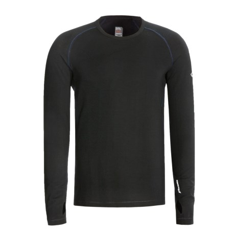 Icebreaker GT260 Pursuit Base Layer Top - Midweight, Merino Wool, Long Sleeve (For Men)