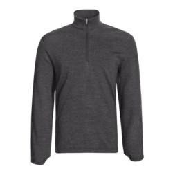 Icebreaker Sport 320 Original Zip Neck Shirt - Merino Wool, Long Sleeve (For Men)