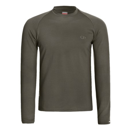 Icebreaker Bodyfit 260 Base Layer Top - Merino Wool, Long Sleeve (For Men)