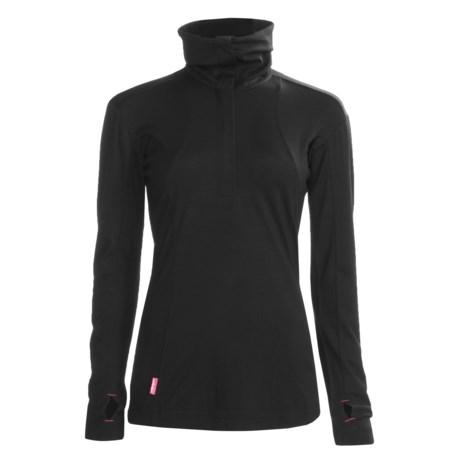 Icebreaker City 260 Lotus Shirt - Stretch Merino Wool, Long Sleeve (For Women)