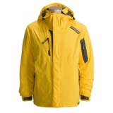 Karbon Aluminum Jacket- Waterproof, Insulated (For Men)