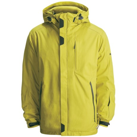Karbon Command Jacket - Waterproof, Insulated (For Men)