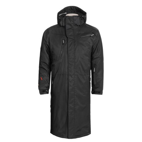 Karbon Odysseus Full-Length Coat - Waterproof, Insulated (For Men)