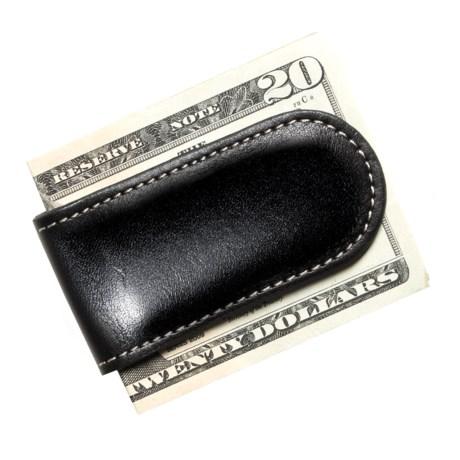Wisecracker The Junior Money Clip - Leather