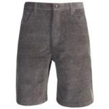 Kahala Wale Kord Shorts (For Men)