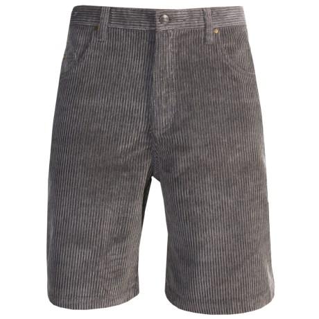 Kahala Wale Kord Shorts (For Men)