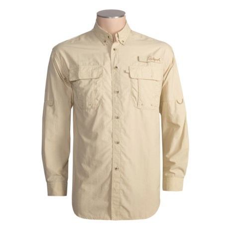 Kahala Island Breeze Shirt - UPF 30, Long Sleeve (For Men)