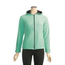ALPS Starlight Hooded Jacket - Boucle Fleece (For Women)