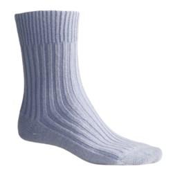 Medima Heavyweight Bed Socks - Angora Wool (For Men and Women)