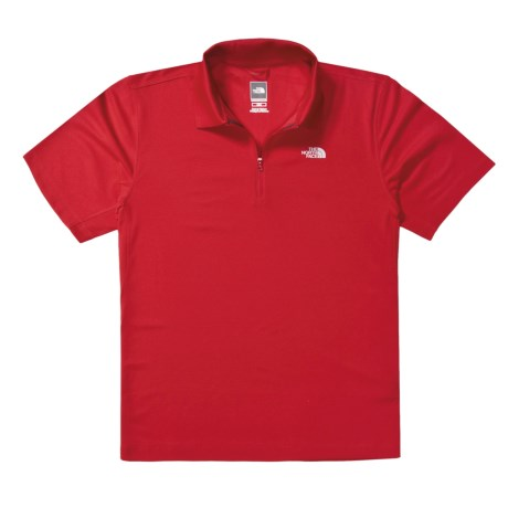The North Face Washburn Polo Shirt - UPF 15, Short Sleeve (For Men)