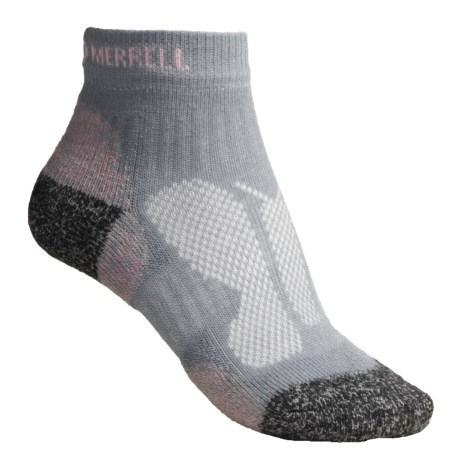 Merrell Windrush Trail Running Socks - CoolMax® Polyester, Lightweight (For Women)