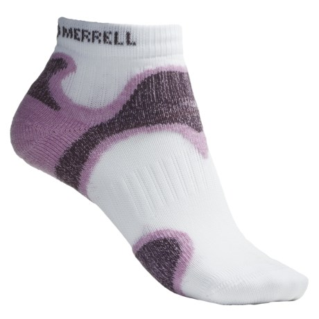 Merrell Swift Athletic Socks - Tactel®, Low-Cut, Lightweight (For Women)