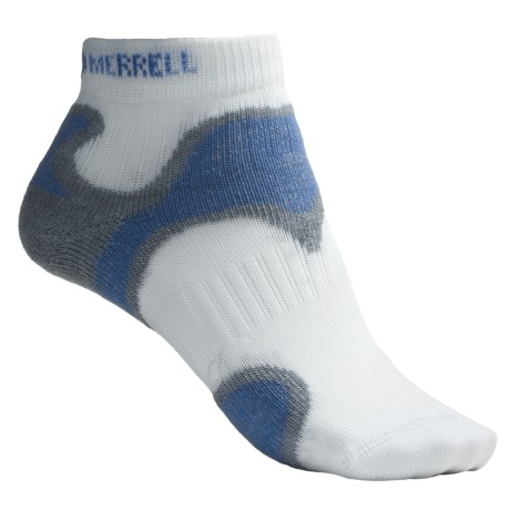 Merrell Swift Athletic Socks - Tactel®, Low-Cut, Lightweight (For Women)