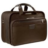 Briggs & Riley Executive Clamshell Briefcase - Medium
