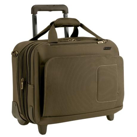 Briggs & Riley Span Expandable Rolling Briefcase