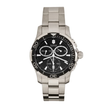 Victorinox Swiss Army Alliance Sport Chronograph Watch