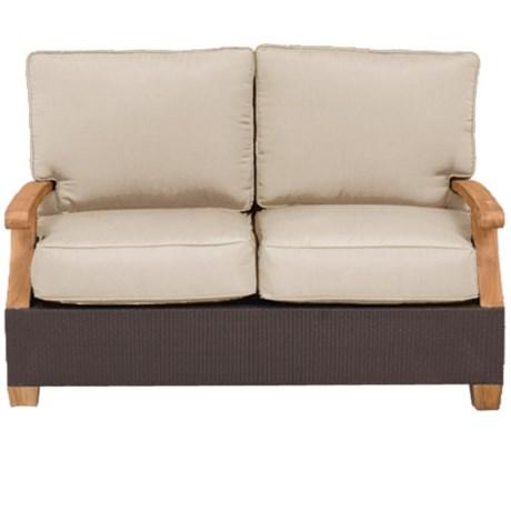 Three Birds Casual Ciera Deep Seating Two-Person Sofa