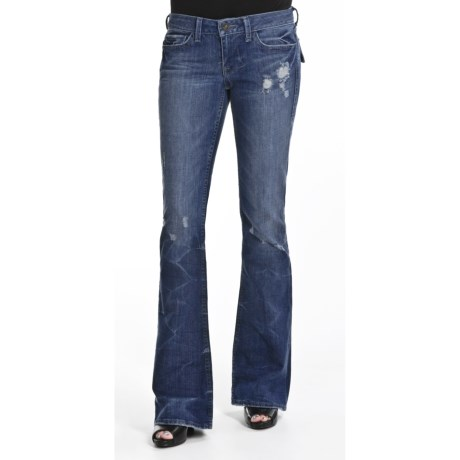 William Rast Belle Flare Jeans (For Women)