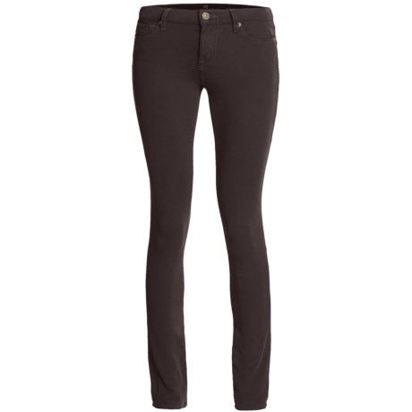 7 for All Mankind 7 For All Mankind Gwenevere Pants - Double Knit (For Women)
