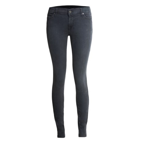 7 for All Mankind The Skinny Legging Jean - Second Skin (For Women)