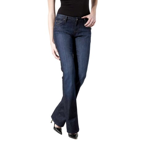 Agave Nectar Goddess Santa Clara Jeans - Stretch, Relaxed Fit, Bootcut (For Women)