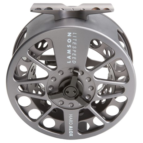 Lamson Litespeed 3X Hard Alox Fly Fishing Reel - 8wt