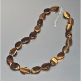 Aluma USA Tiger's Eye Necklace