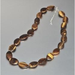 Aluma USA Tiger's Eye Necklace