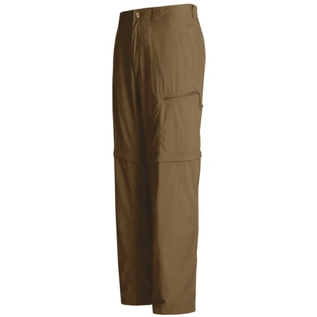 ExOfficio Ziwa Convertible Pants - Insect Shield®, UPF 30+ (For Men)