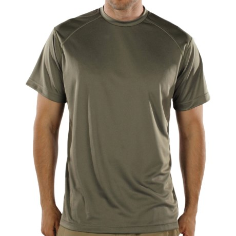 ExOfficio Sol Cool T-Shirt - Short Sleeve (For Men)