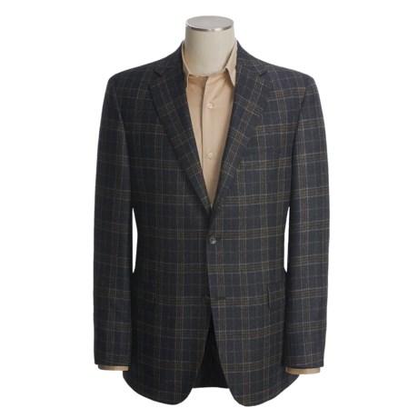Jack Victor Plaid Sport Coat - Wool (For Men)