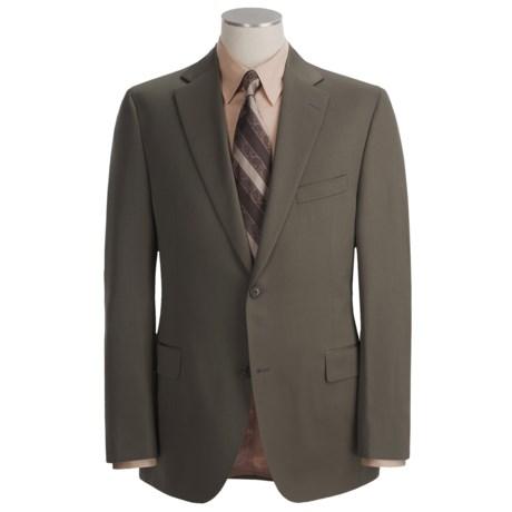 Jack Victor Wool Gabardine Suit (For Men)