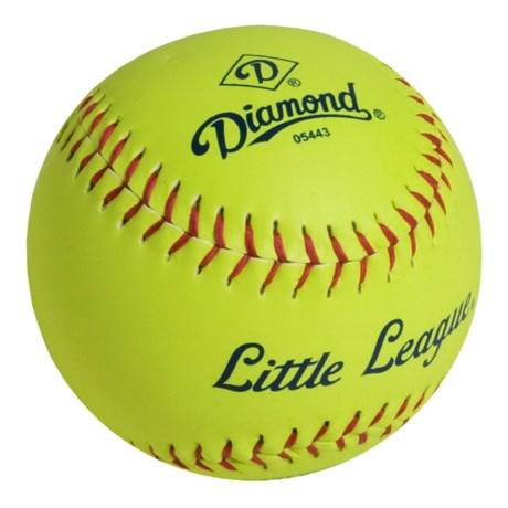 "Diamond Little League Softball - 11"""