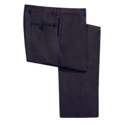 Riviera Armando Tonal Check Dress Pants - Wool (For Men)