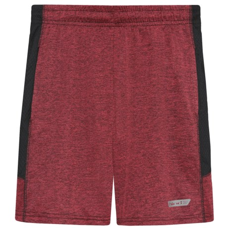 Hind Pull-On Space-Dye Shorts (For Big Boys)