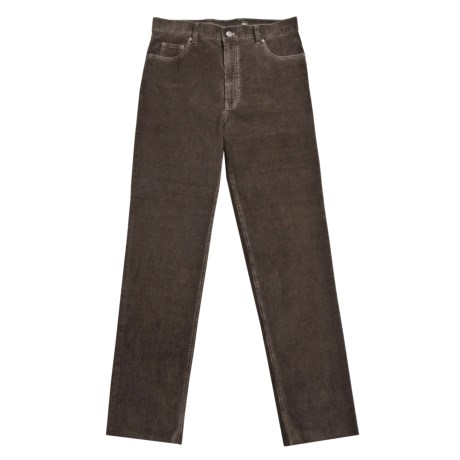 Hiltl Stretch Cotton Corduroy Pants  (For Men)