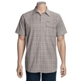 Hi-Tec Checkerboard Mesa Plaid Shirt - Short Sleeve (For Men)