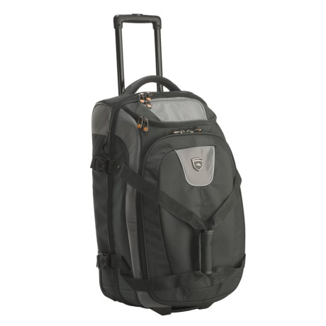 High Sierra ATQ Drop-Bottom Rolling Duffel Bag - 22""