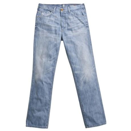 7 For All Mankind Cooper No Break Jeans - Slim Leg (For Men)