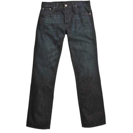 William Rast Ben Jeans - Straight Leg (For Men)