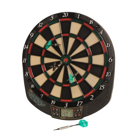 Halex Mach 1 Electric Dartboard