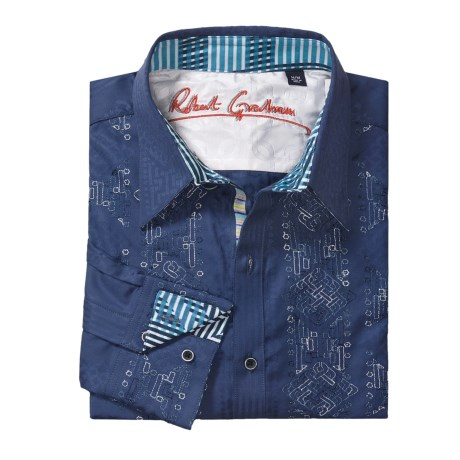 Robert Graham Mabo Sport Shirt - Long Sleeve (For Men)
